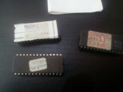 Eprom puce X3 lancia delta hf integrale 8s 185
