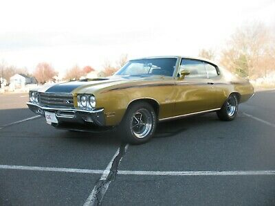 1971 Buick GS Stage 1 1971 Buick GS Stage 1 w/ GSX Badging