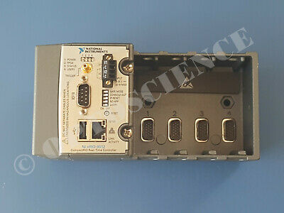 National Instruments NI cRIO-9012 Controller with cRIO-9103 4-Slot FPGA Chassis