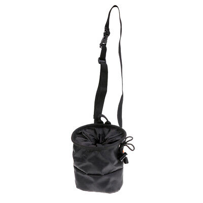 Rock Climbing Chalk Storage Carry Bag Drawstring Pouch for Bouldering Gym