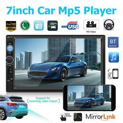 Swm 7010B Bluetooth 7 Bildschirm Autoradio MP5 Player Aux Input Fm Radio
