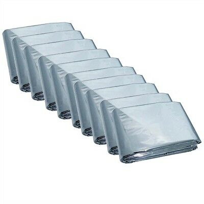 Emergency Mylar Thermal Blanket Outdoor Rescue Survival Safety Space Blankets