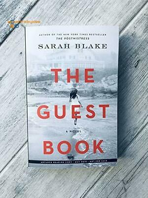 By Sarah Blake: The Guest Book: A Novel, Hardcover – Deckle Edge, May 7, 2019