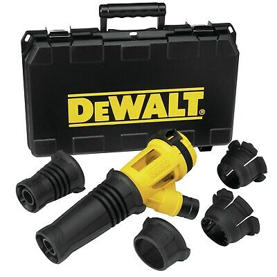 DeWALT DWH051K SDS MAX Chiselling Dust Extraction System