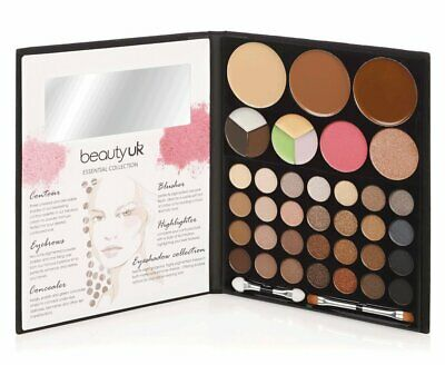 Make Up Essential Collection With Mirror Vegan
