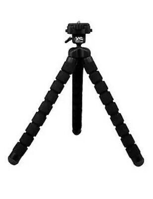 Xsories Big Bendy with Camera Mount - Black Tripod