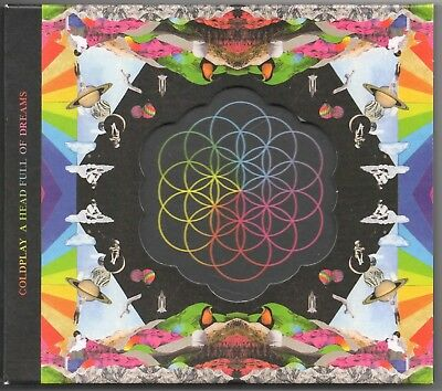 COLDPLAY - A Head Full Of Dreams - 2000 CD Album    *FREE UK POSTAGE*