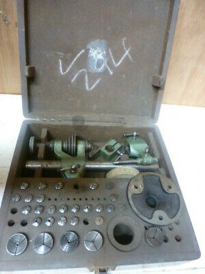 Quality clock / watch makers lathe tools spare parts