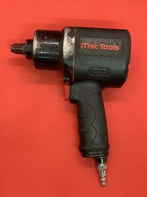 MAC TOOLS IMPACT Wrench Gun AW850 Red Protective Boot