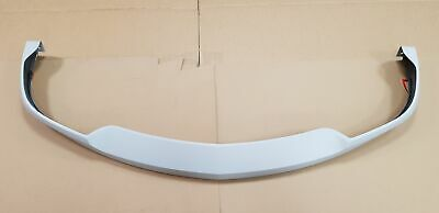 Genuine Vauxhall Astra H Front Bumper Lower Spoiler 93199015