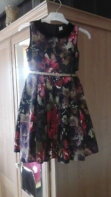 Girls Party/Occasion Dress Age 7