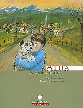 Alija et Son Chien by Hefferman, John