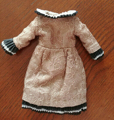 Integrity Dynamite Girls - Brown Lace Dress Only - 'Back To Brooklyn' - Amazing