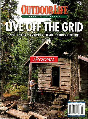 Outdoor Life Special 2019, Live Off The Grid, New/Sealed, Reissue