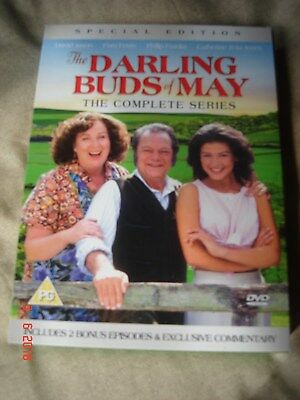 """The Darling Buds Of May"" The Complete Series On Dvd"