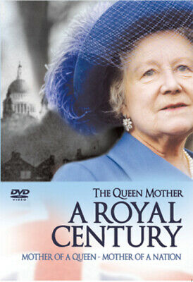 The Queen Mother: A Royal Century DVD (2008) The Queen Mother cert E Great Value