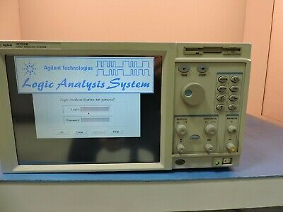 Agilent 16702B Logic Analysis System - 90 Day Warranty