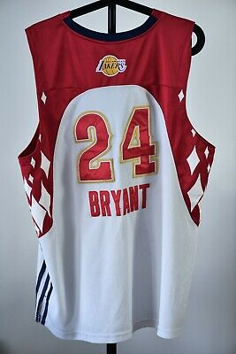 2ac68dc19e0f Kobe Bryant All Star Game Authentic Jersey (Las Vegas All Stars Weekend
