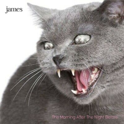 James - The Morning After The Night Before [New CD]