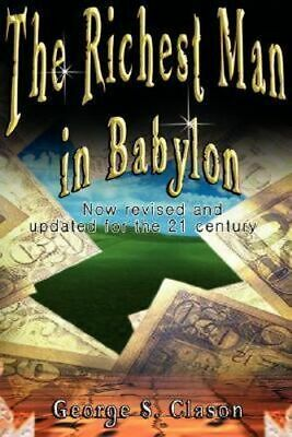 NEW The Richest Man in Babylon By George Samuel Clason Hardcover Free Shipping