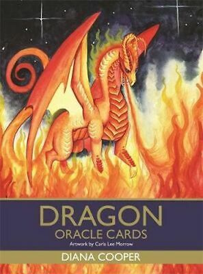 NEW Dragon Oracle Cards By Diana Cooper Card or Card Deck Free Shipping