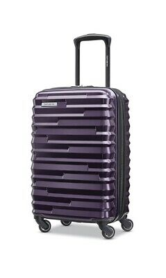 "Samsonite Ziplite 4.0 , 20"", Hardside Spinner Luggage (Purple)"