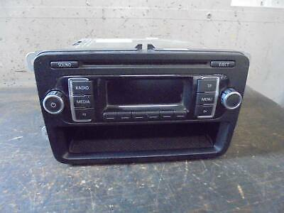 Radio CD VW Touran 1T 5K0035156A RCD210 182880