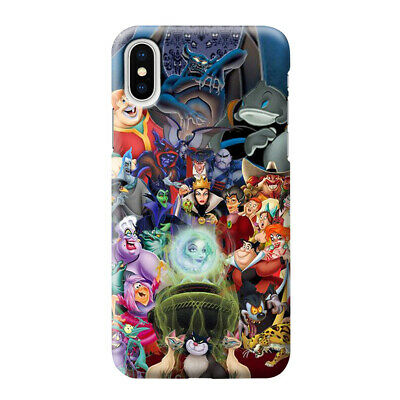 sneakers for cheap d3ef4 32223 DISNEY VILLAINS WICKED WILES #1 iPhone 6/6S 7 8 Plus X/XS Max XR ...