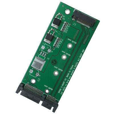 SATA III 3 to M.2 (NGFF) SSD Connector Converter Adapter Card Support B-Key