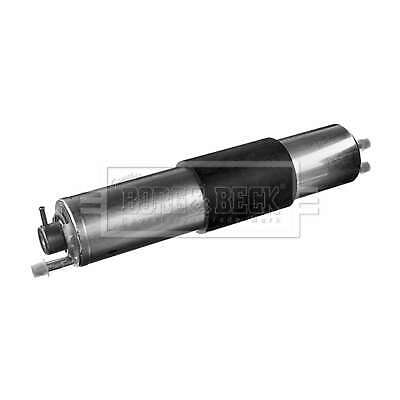 Fits BMW 3 Series E46 330d Genuine Borg /& Beck Fuel Filter