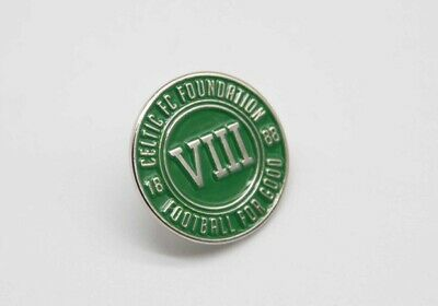 Celtic FC Foundation Commemorative 8-in-a-row Pin Badge 2019