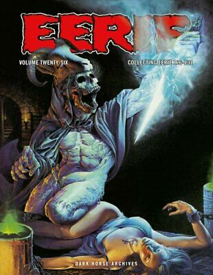 Eerie Archives Volume 26 by Various 9781506712352 | Brand New | Free UK Shipping