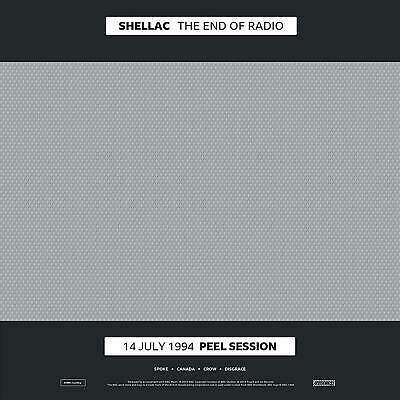 Shellac - The End of Radio 2 CD ALBUM NEW (14TH JUNE)