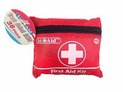 1st Aid - 38 Piece First Aid Kit