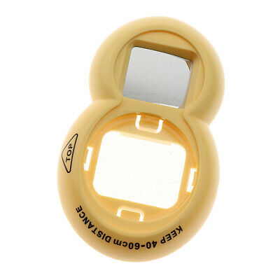 Yellow Close Up Lens Self Shot Mirror For Instax Mini 8 7S Selfie