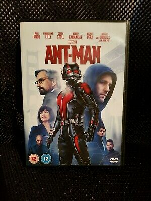 Ant-Man DVD (2015) Paul Rudd marvel very good condition