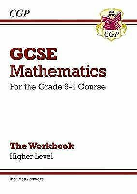 GCSE Maths Workbook: Higher - for the Grade 9-1 Course (includes Answers) (CGP G