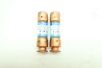 Littlefuse FLNR30 Time-delay Fuse Class Rk5 30a