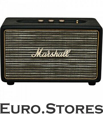 MARSHALL Acton Black Bluetooth Speaker Genuine New Perfect Gift