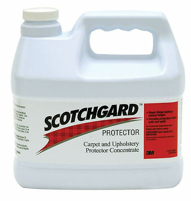 3M™ Scotchgard™ Carpet & Upholstery Protector Concentrate - 1 gal. - NO RESERVE