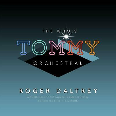 The Who's 'Tommy' Orchestral Roger Daltrey Audio CD PREORDER