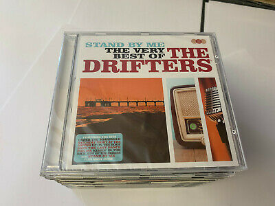 Stand By Me - The Very Best of The Drifters - CD - New & Sealed [SEE NOTE]