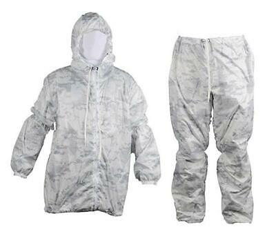 Camouflage Multicam Alpine White Winter Militaria Hunting Airsoft Snow Light New