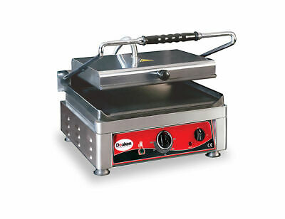 Deaken Commercial Contact Grill/Pannini Press/toaster