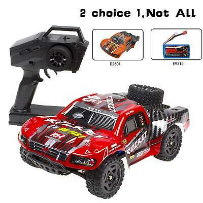 REMO 1:16 Rocket RC Truck 4WD Remote Control Car Off-Road Short Course Truck Red