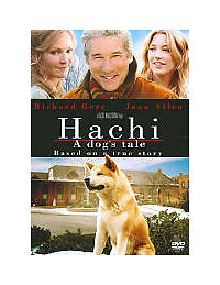 Hachi - A Dog's Tale (Dvd, 2010) - Brand New!