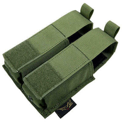 Flyye Combat Tactique Double 9Mm Mag Ammo Pouch Ver. Hp Molle Airsoft Olive Drab