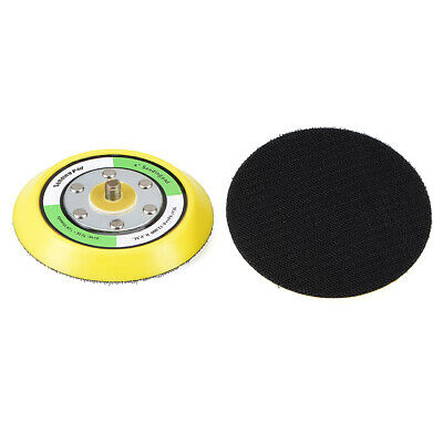 4-Inch Hook and Loop Sanding Pad, 5/16-Inch*10mm Thread 2 Pcs
