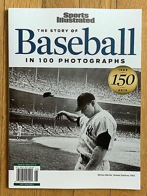 Sports Illustrated Story Of Baseball In 100 Photos Magazine Back Issue