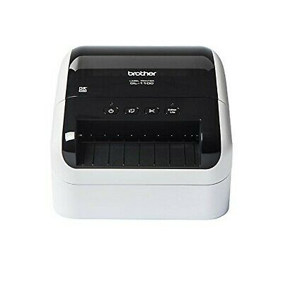 Brother QL-1100 Shipping Labeller PC Connected Desktop Label Printer